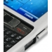 Samsung SGH-i780 Aluminum Metal Case (Silver) top quality leather case by PDair