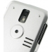 Samsung Galaxy S2 T989 Aluminum Metal Case (Silver) protective carrying case by PDair