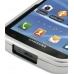 Samsung Galaxy S2 T989 Aluminum Metal Case (Silver) genuine leather case by PDair