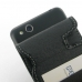 Asus PadFone mini 4.3 Leather Flip Carry Case genuine leather case by PDair