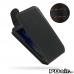 Asus PadFone mini 4.3 Leather Flip Top Carry Case (Orange Stitch) best cellphone case by PDair
