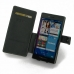 BlackBerry Leap Leather Flip Cover top quality leather case by PDair