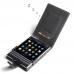 BlackBerry Passport Leather Flip Case custom degsined carrying case by PDair