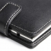 BlackBerry Passport Leather Flip Top Case protective carrying case by PDair