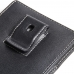 BlackBerry Passport Pouch Pouch Case with Belt Clip genuine leather case by PDair