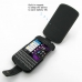 BlackBerry Q10 Leather Flip Case top quality leather case by PDair