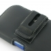 BlackBerry Q10 (in Slim Cover) Holster Case genuine leather case by PDair
