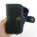 BlackBerry Q10 (in Slim Cover) Holster Case top quality leather case by PDair