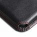 Samsung Galaxy S4 Leather Wallet Sleeve Case (Red Stitch) offers worldwide free shipping by PDair