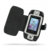 Sidekick ID Leather Flip Cover (Black) offers worldwide free shipping by PDair