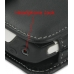 Sidekick ID Leather Holster Case (Black) top quality leather case by PDair