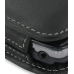 Sidekick LX Leather Holster Case (Black) genuine leather case by PDair