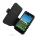 DoCoMo T-01B Leather Flip Cover (Black) offers worldwide free shipping by PDair