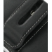 Eten Glofiish X800 Leather Holster Case (Black) protective carrying case by PDair