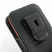 HTC Desire 310 Pouch Case with Belt Clip top quality leather case by PDair