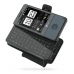 HTC Fuze / P4600 Leather Flip Cover (Black) custom degsined carrying case by PDair