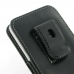 HTC Desire 610 Pouch Case with Belt Clip top quality leather case by PDair