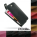 HTC Butterfly 2 Leather Flip Top Case protective stylish skin case by PDair