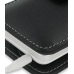 HTC Hero Leather Flip Cover (Black) top quality leather case by PDair