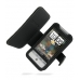 HTC Hero Leather Flip Cover (Black) offers worldwide free shipping by PDair