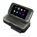 T-Mobile HTC Touch Pro2 Leather Flip Cover (Black) custom degsined carrying case by PDair