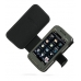 T-Mobile HTC Touch Pro2 Leather Flip Cover (Black) offers worldwide free shipping by PDair