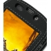 T-Mobile HTC myTouch 4G Leather Flip Cover (Black) custom degsined carrying case by PDair