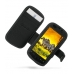 T-Mobile HTC myTouch 4G Leather Flip Cover (Black) offers worldwide free shipping by PDair