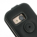 HTC One mini 2 Leather Flip Top Case protective carrying case by PDair