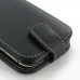 HTC One mini 2 Leather Flip Top Case handmade leather case by PDair