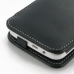 HTC One E8 Leather Flip Cover handmade leather case by PDair