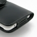 HTC One E8 Leather Holster Case protective carrying case by PDair