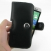 HTC One E8 Leather Holster Case top quality leather case by PDair