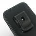 HTC One E8 Pouch Case with Belt Clip top quality leather case by PDair