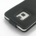 HTC One Max Leather Flip Top Case protective carrying case by PDair