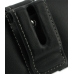 HTC Radar Leather Holster Case (Black) protective carrying case by PDair