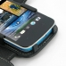 HTC Desire 500 Leather Flip Cover genuine leather case by PDair