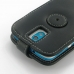 HTC Desire 500 Leather Flip Top Case protective carrying case by PDair