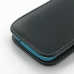 HTC Desire 500 Leather Sleeve Pouch Case protective carrying case by PDair