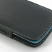 HTC Desire 500 Leather Sleeve Pouch Case genuine leather case by PDair
