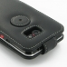 Sprint HTC EVO 4G LTE Leather Flip Top Case protective carrying case by PDair