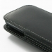 Huawei Ascend Y200 Pouch Case with Belt Clip genuine leather case by PDair