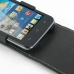 Huawei Ascend Y511 Leather Flip Top Case genuine leather case by PDair