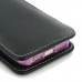 iPhone 5 5s (in Slim Cover) Pouch Clip Case genuine leather case by PDair