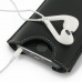 iPhone 5 5s Leather Sleeve protective carrying case by PDair