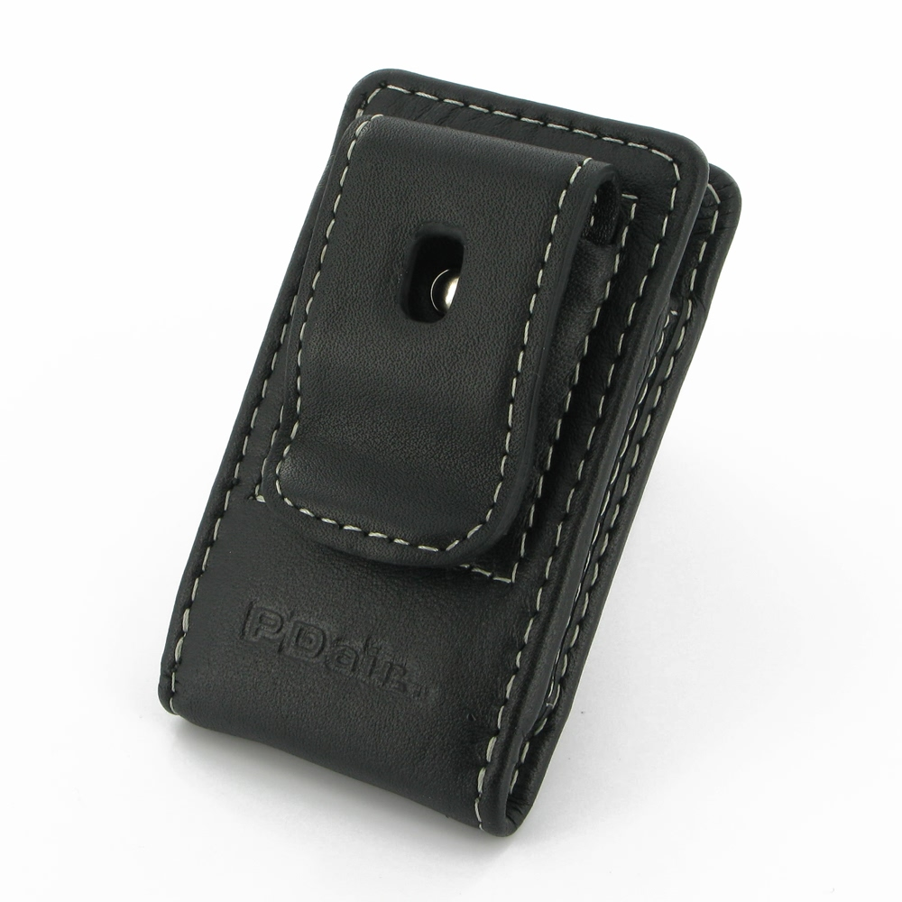 iPod Nano 7th Generation PDair Handmade Leather Book Case for Apple iPod Nano 8th Aqua