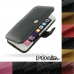 iPhone 6 6s Leather Flip Cover protective stylish skin case by PDair
