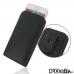 iPhone 6 6s (in Slim Cover) Pouch Clip Case (Orange Stitch) best cellphone case by PDair