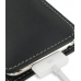 iPod Touch 3rd 2009 Leather Sleeve Pouch Case (Black) genuine leather case by PDair