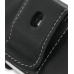 LG KS360 Leather Holster Case (Black) protective carrying case by PDair